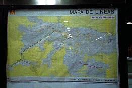 カラカスの地下鉄